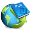 HTML to ePub Converter icon png 128px