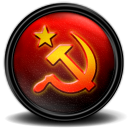 Command and Conquer: Red Alert icon png 128px