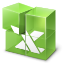 Excel Regenerator icon png 128px