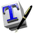 TeXworks icon png 128px