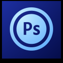 Adobe Photoshop Touch for iPad icon png 128px