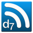 D7 Google Reader icon png 128px