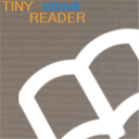Tiny eBook Reader icon png 128px