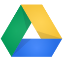 Google Drive icon png 128px