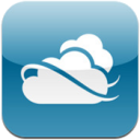 OneDrive for iOS icon png 128px