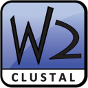 ClustalW2 icon png 128px