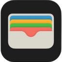 Apple Wallet (Passbook) icon png 128px