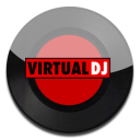 VirtualDJ for Mac icon png 128px