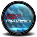 TOCA Race Driver 2 icon png 128px