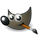 GIMP for Mac icon png 128px
