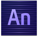 Adobe Edge Animate icon png 128px