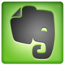 Evernote for iOS icon png 128px
