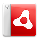 Adobe AIR for Mac icon png 128px