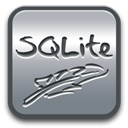SQLite for Linux icon png 128px