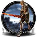 Lineage II icon png 128px