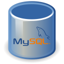 MySQL for Linux icon png 128px