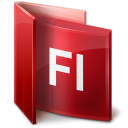 Adobe Flash Player for Linux icon png 128px