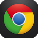 Google Chrome for iOS icon png 128px
