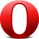 Opera Mini for iOS icon png 128px