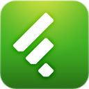 Feedly for iPhone icon png 128px