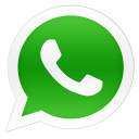 WhatsApp for iPhone icon png 128px