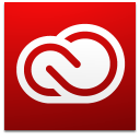 Adobe Creative Cloud icon png 128px