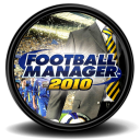 Football Manager 2010 icon png 128px