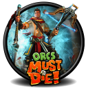 Orcs Must Die! icon png 128px