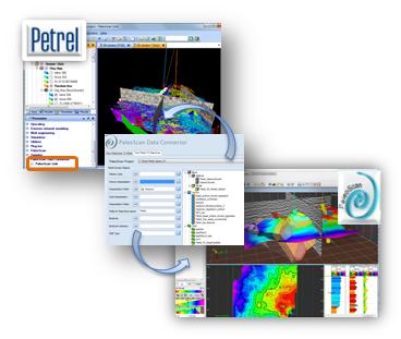 Petrel picture or screenshot