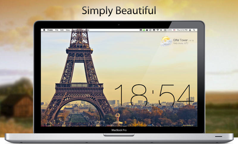Live Wallpaper for Mac picture