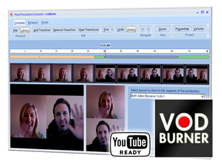 VodBurner picture or screenshot
