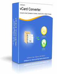 SoftSpire vCard Converter picture