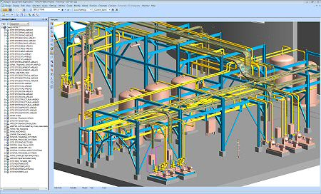 AVEVA PDMS picture or screenshot