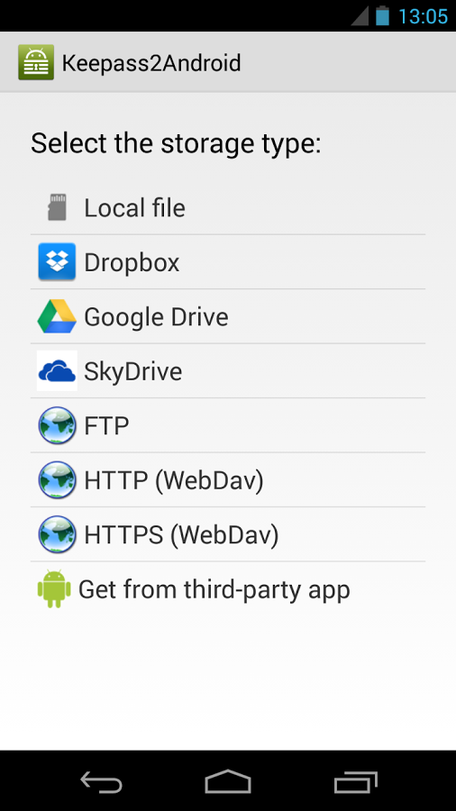 Keepass2Android picture