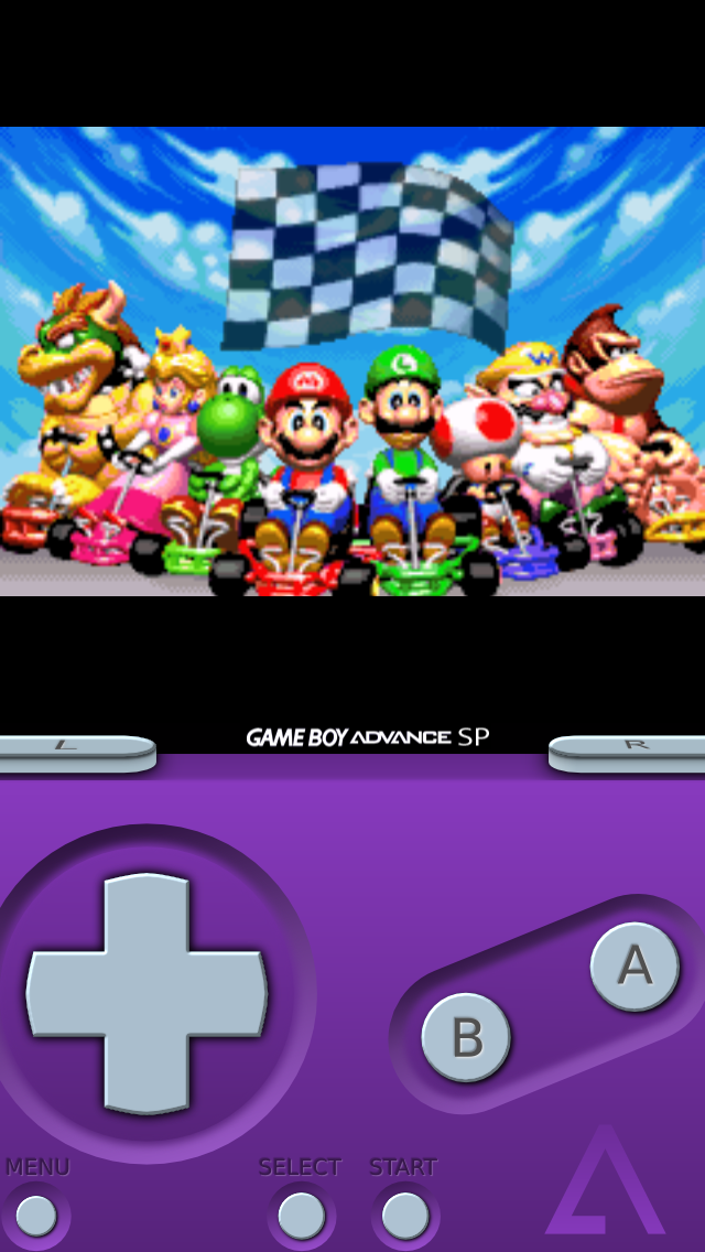 GBA4iOS picture
