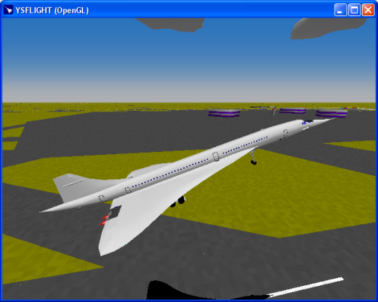 YS FLIGHT picture or screenshot