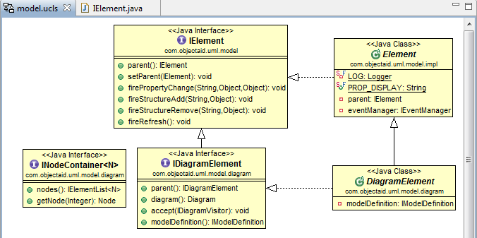 ObjectAid UML Explorer picture