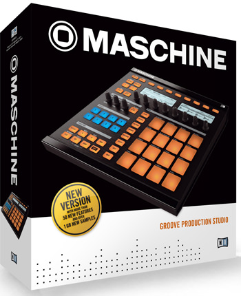 Maschine picture or screenshot
