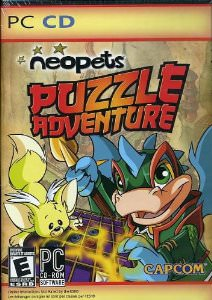 Neopets Puzzle Adventure picture or screenshot