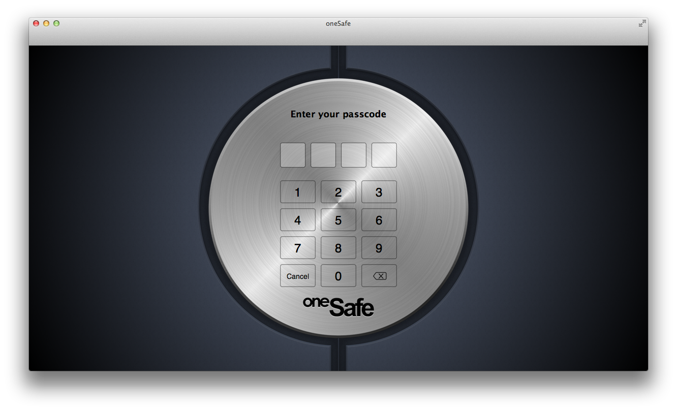 OneSafe picture