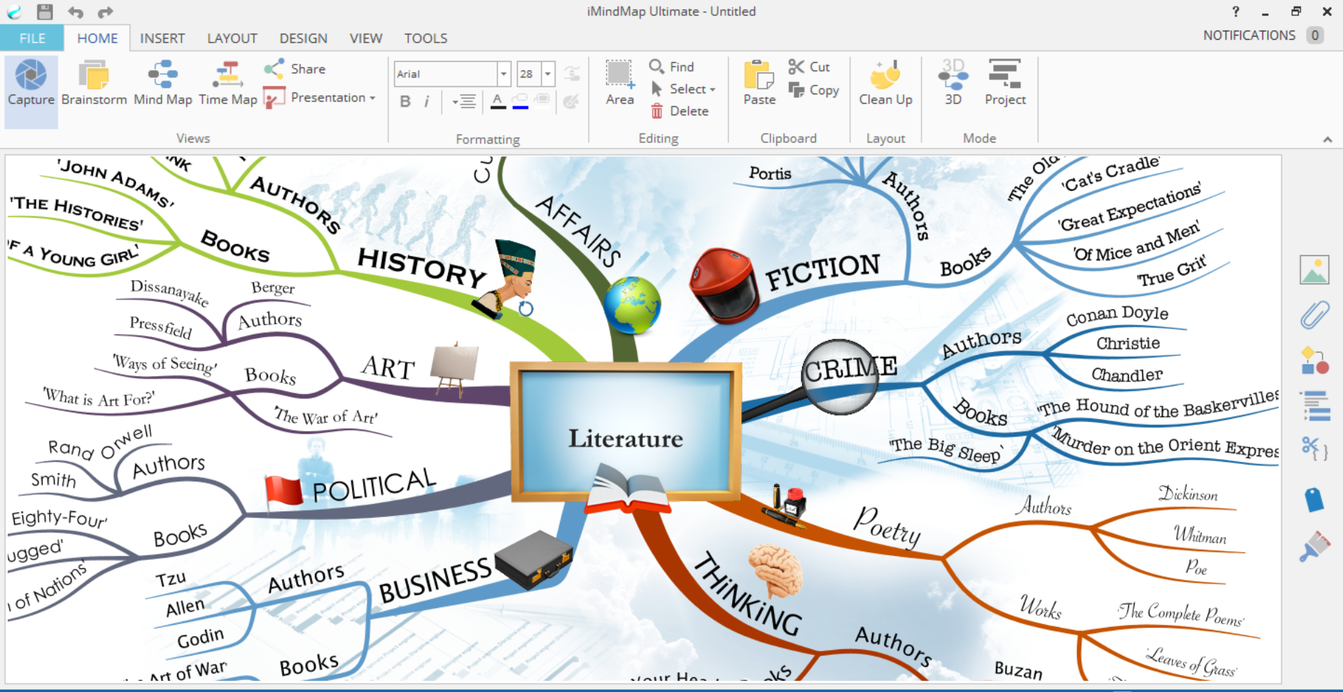 iMindMap picture