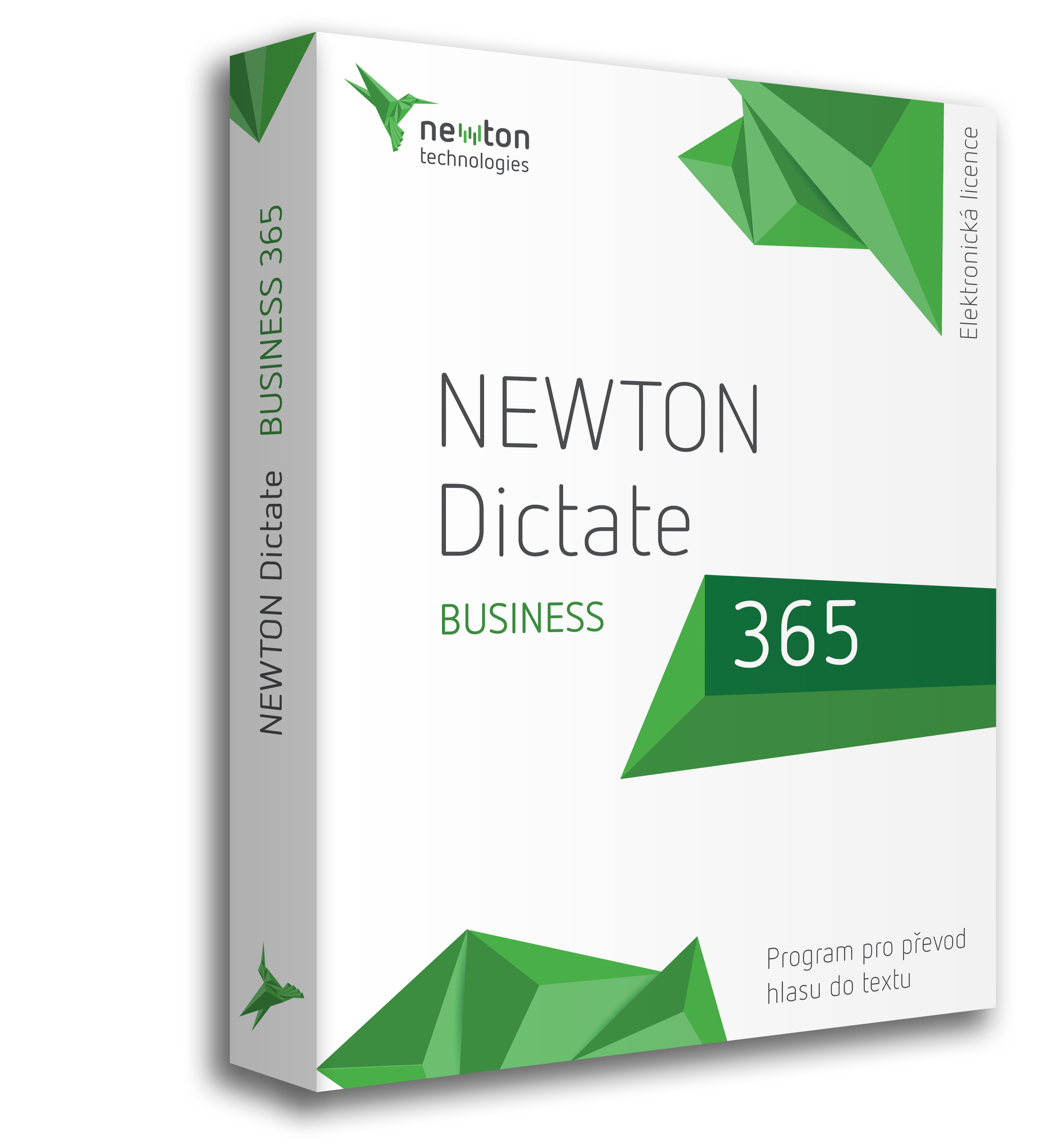 NEWTON Dictate picture