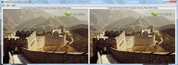 3D Vision Photo Viewer picture or screenshot