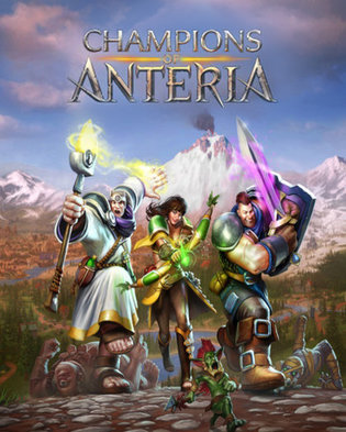 The Settlers - Kingdoms of Anteria (Champions of Anteria) picture