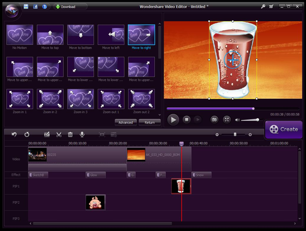 Wondershare Video Editor picture