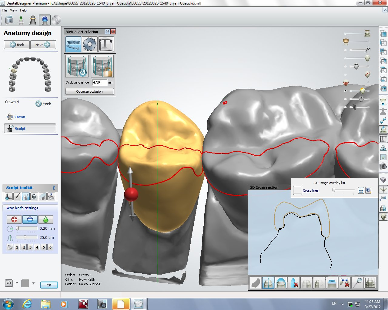 Dental System picture or screenshot