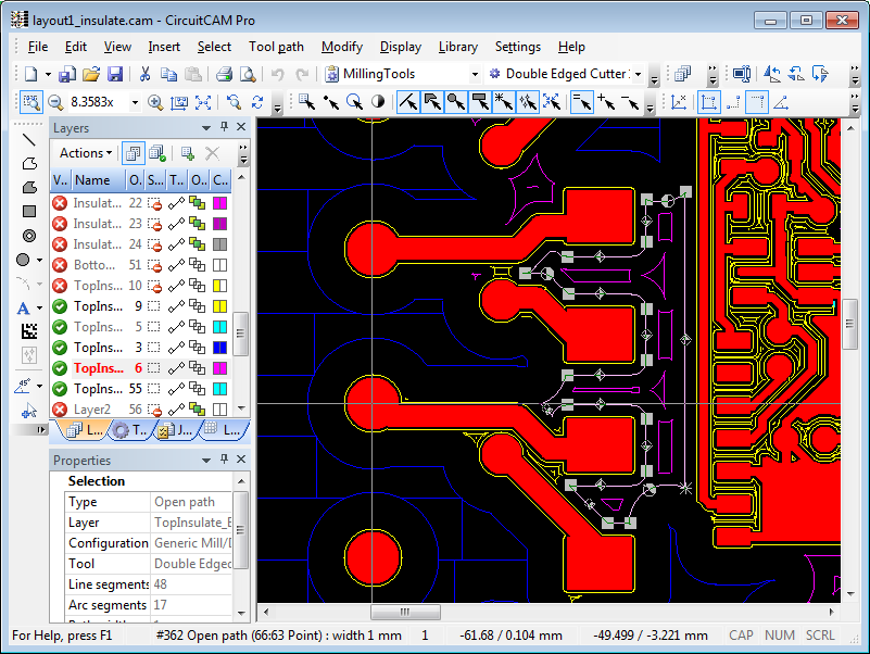 CircuitCAM picture or screenshot