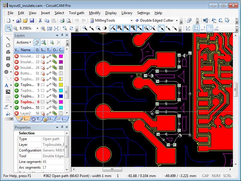 CircuitCAM picture or screenshot