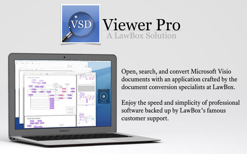 VSD Viewer Pro for Mac picture