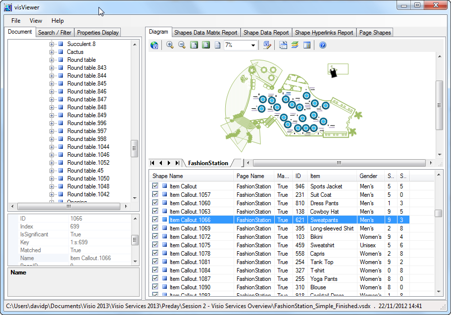 Microsoft Visio 2013 Viewer picture
